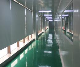 信利来厂房车间走廊通道