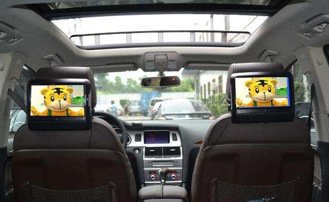车载触控屏现状及未来趋势