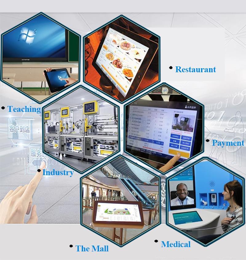 信息化时代触摸屏厂家与时俱进