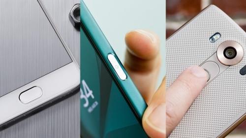 电容式触摸屏指纹识别技术