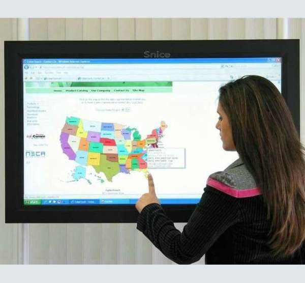 触摸屏显示器是什么