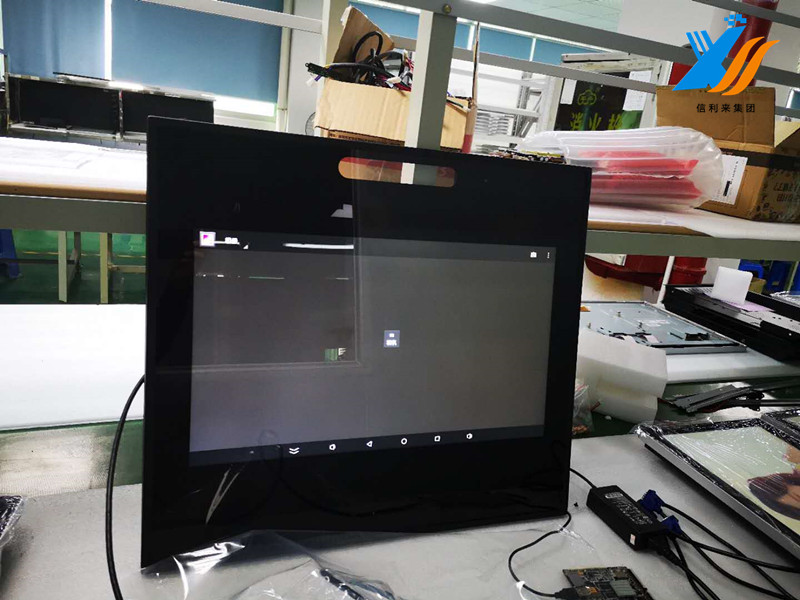 G+G电容触摸屏及其优点