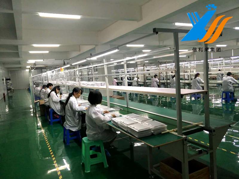 触摸屏厂家生产智能电子产品的市场大