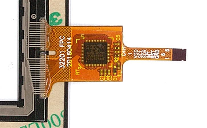 XN-322-050D工控触摸屏
