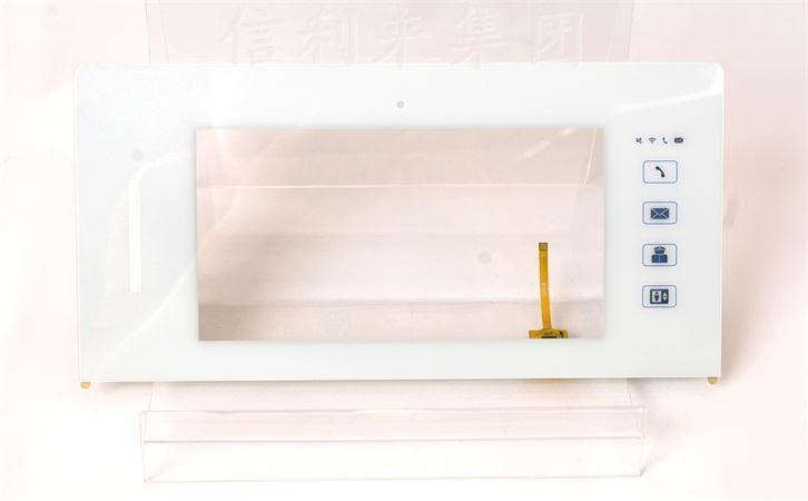 智能家居触摸屏XN-321-070D楼宇对讲系统面板